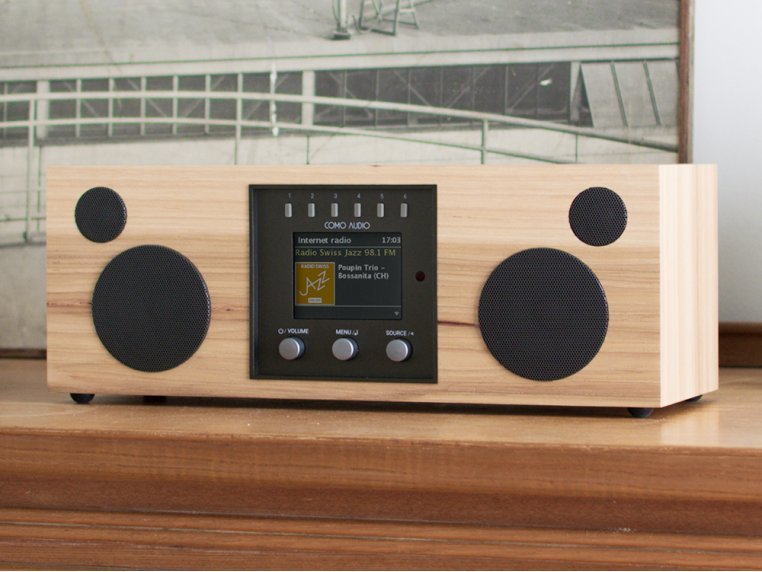 Duetto Smart Connected Hi-Fi Music System by Como Audio - 1