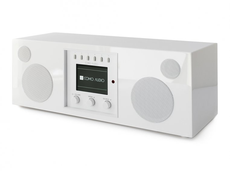 Duetto Smart Connected Hi-Fi Music System by Como Audio - 8