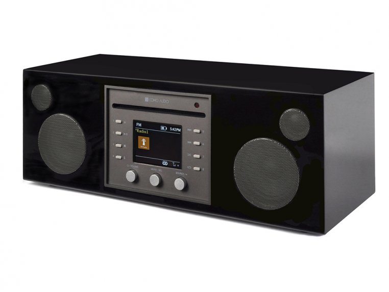Wireless Hi-Fi Music System with CD Player by Como Audio - 4
