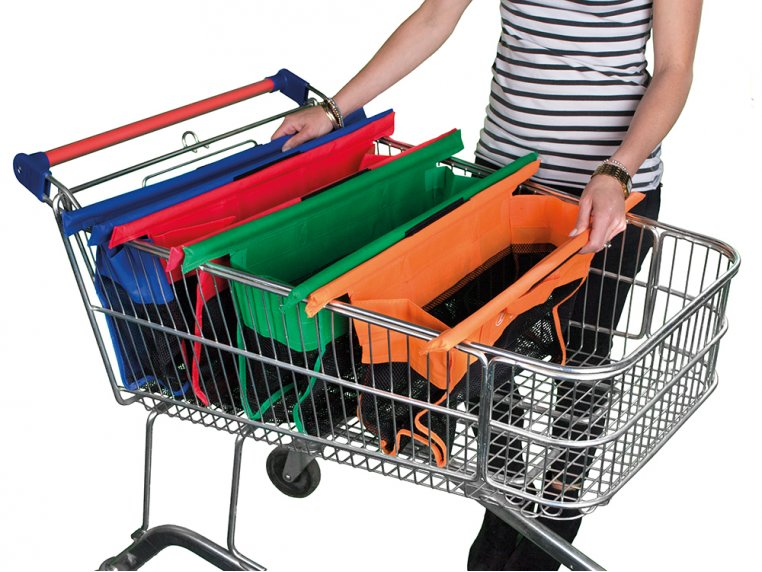 Reusable Shopping Cart Bags by Trolley Bags - 4