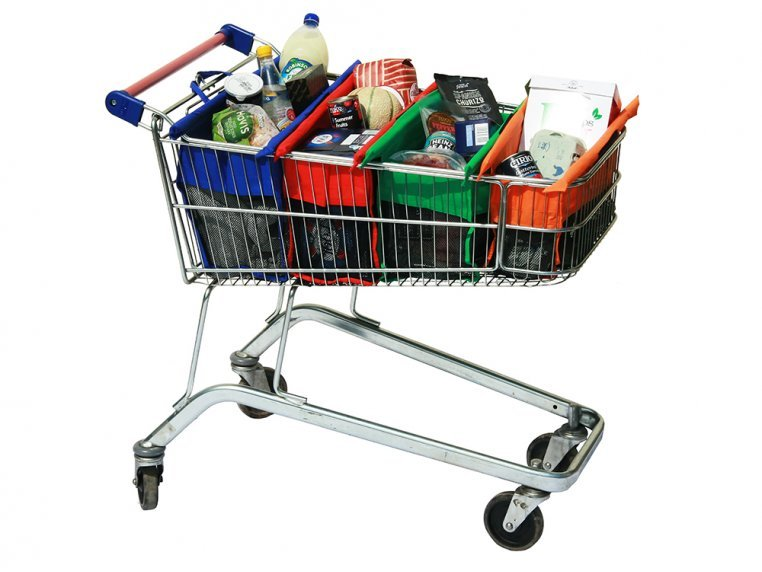 Reusable Shopping Cart Bags by Trolley Bags - 5