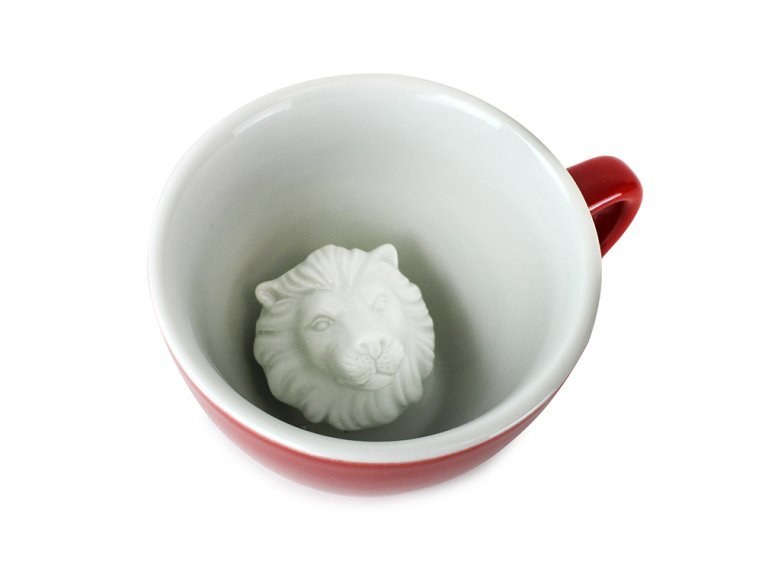Ceramic Hidden Creature Mug by Creature Cups - 5