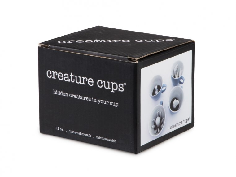Hidden Creature Mugs - 3 Pack by Creature Cups - 5