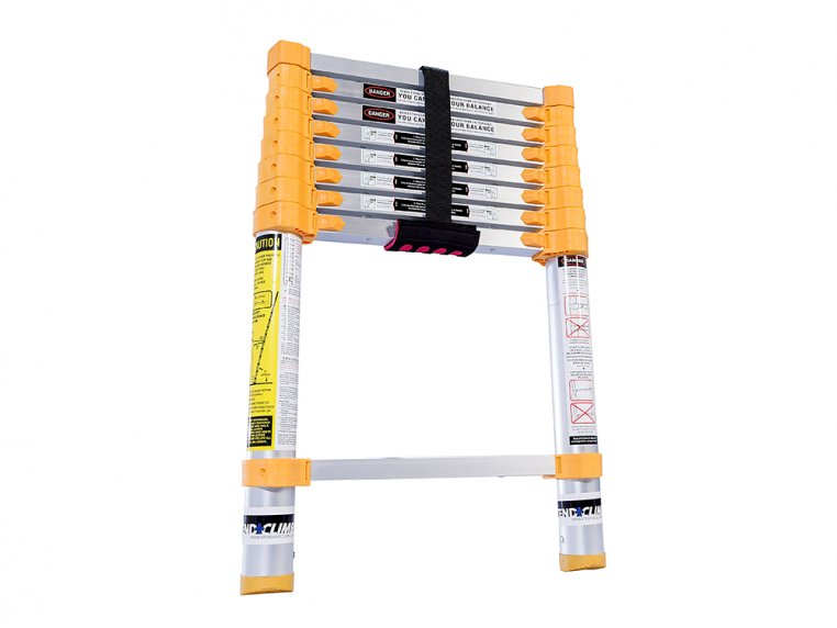 Retractable Telescoping Ladders - Home Series by Xtend + Climb - 4