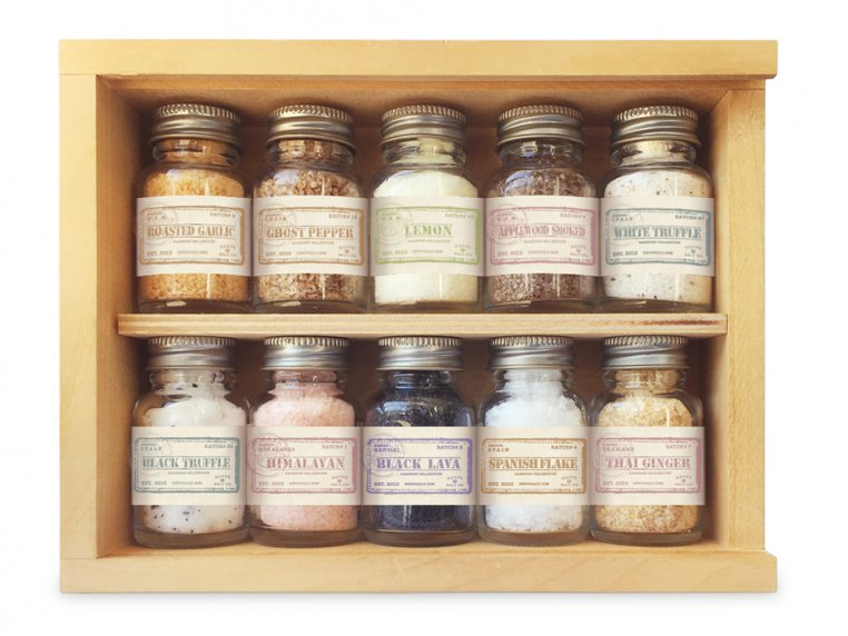 Specialty Salt Passport Collection by Hepp's Salt Co. - 4