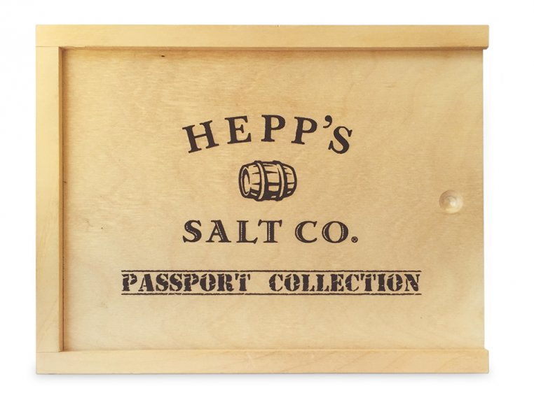 Specialty Salt Passport Collection by Hepp's Salt Co. - 5