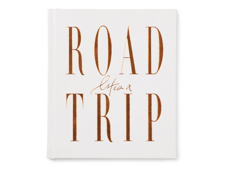 Inspirational Road Trip Journal - White by Axel and Ash - 5
