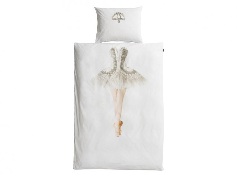 Whimsical Character Duvet Set - Twin by Snurk Living - 7