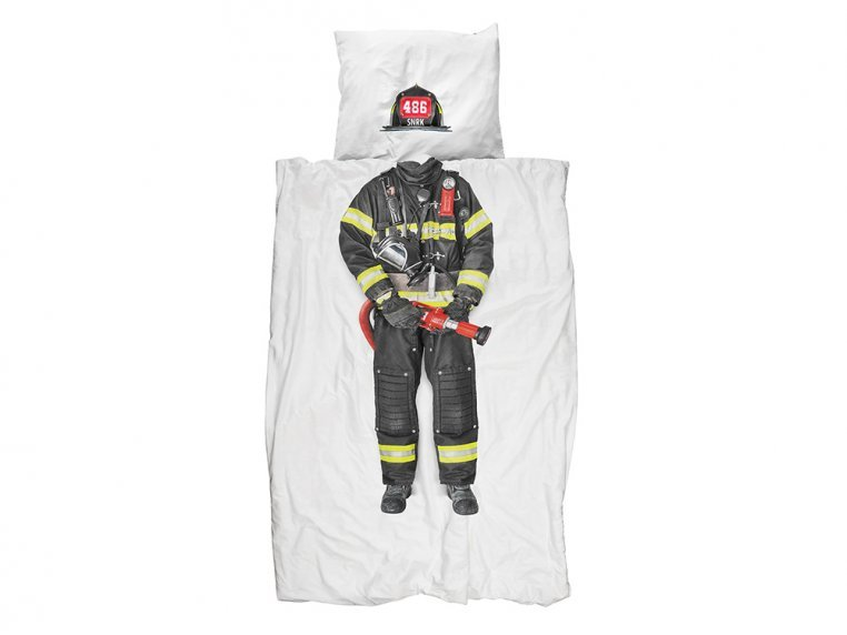 Whimsical Character Duvet Set - Twin by Snurk Living - 9