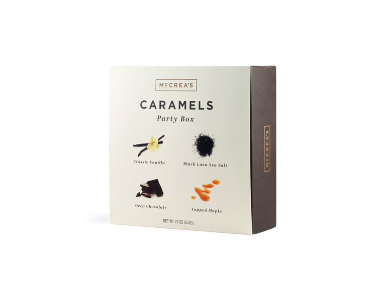 Handcrafted Caramel Box by McCrea's Candies - 6