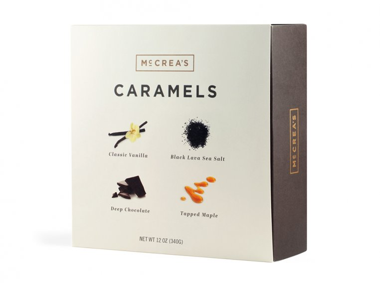 Handcrafted Caramel Box by McCrea's Candies - 7