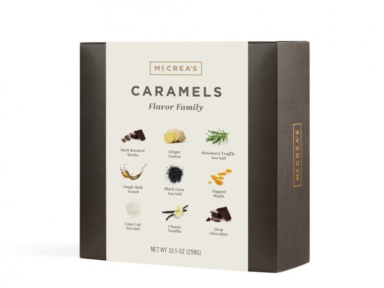 Handcrafted Caramel Box by McCrea's Candies - 8