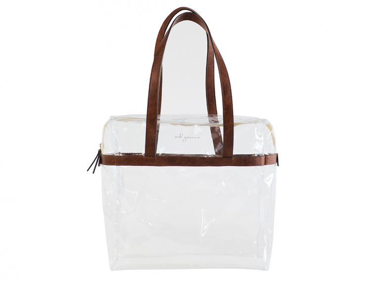 Clear Vinyl Bags by mb greene - 6