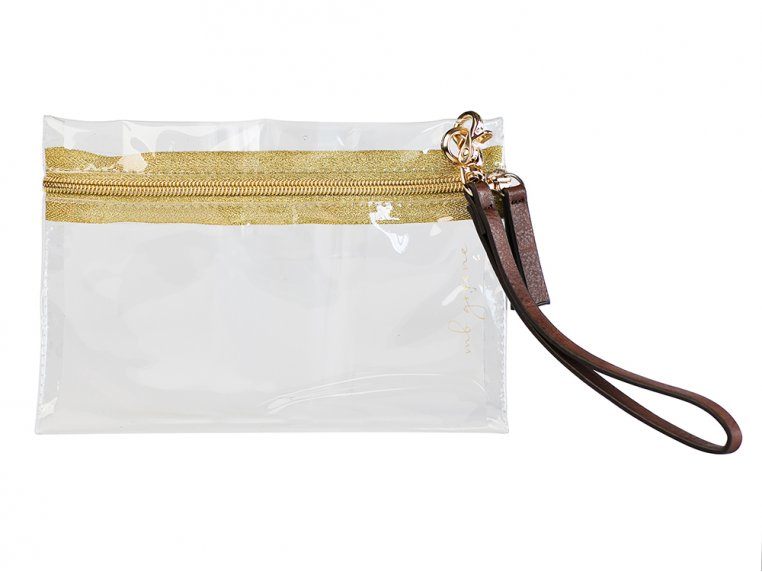 Clear Vinyl Bags by mb greene - 9