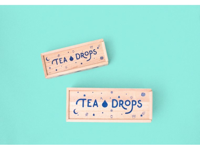 Organic Dissolvable Tea Assortment Box by Tea Drops - 5