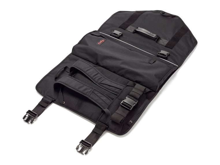 Roll-Up Suit & Garment Backpack by Henty - 3