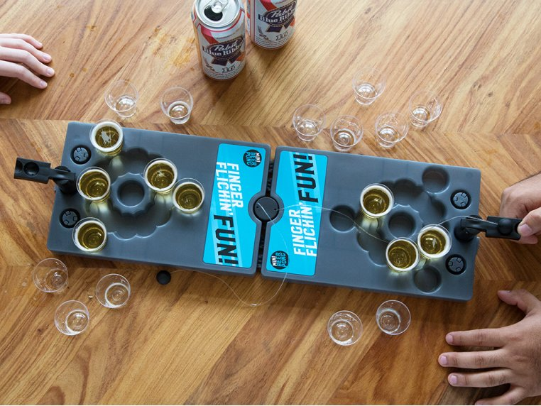 Mini Beer Pong Travel Set by Mini Beer Pong - 2