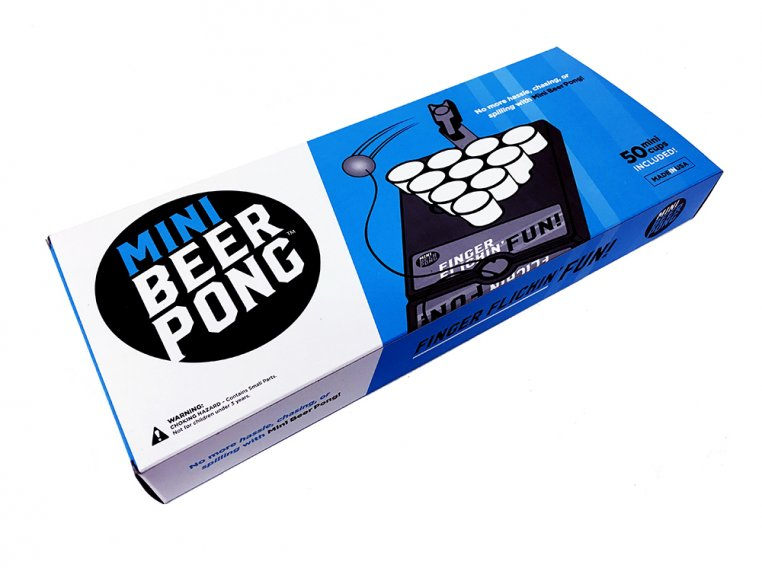 Mini Beer Pong Travel Set by Mini Beer Pong - 5