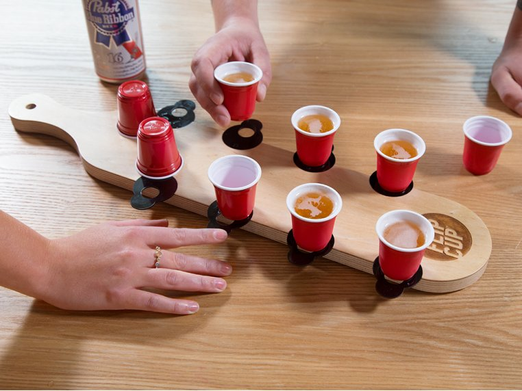 Mini Flip Cup by Mini Beer Pong - 2