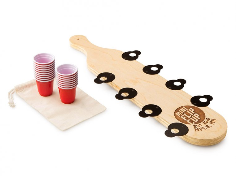 Mini Flip Cup by Mini Beer Pong - 4