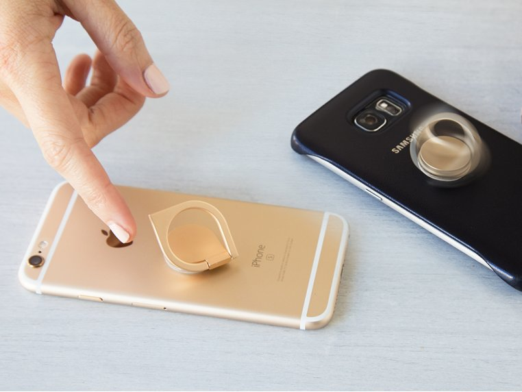 Spinning Phone Grip by RingSpinner - 4