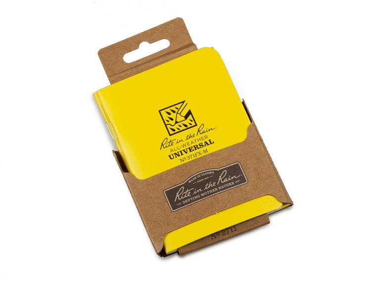 All-Weather Pocket Notebooks - Set of 3 by Rite in the Rain - 4