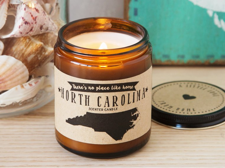 State Scented Candles by No Place Like Home Candles - 1