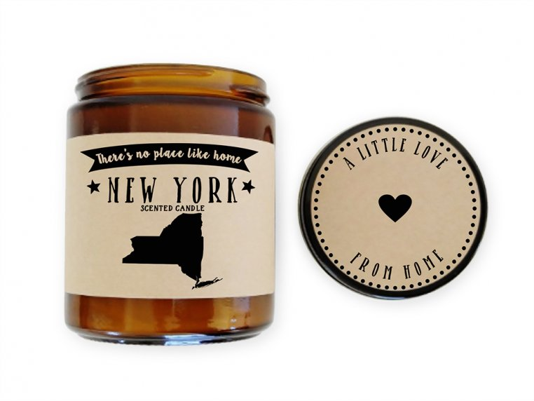 State Scented Candles by No Place Like Home Candles - 39