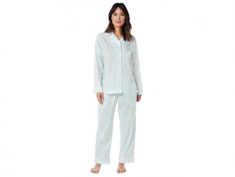 Pima Cotton Pajama Set by The Cat's Pajamas - 4