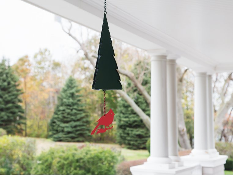 Holiday Wind Bell by North Country Wind Bells - 3