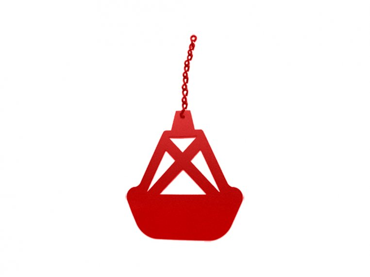 Holiday Wind Bell by North Country Wind Bells - 9