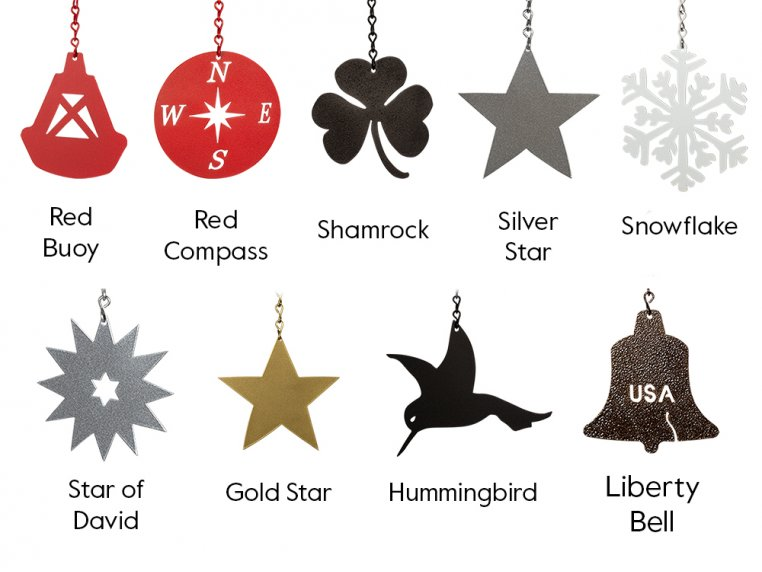 Holiday Wind Bells by North Country Wind Bells - 5