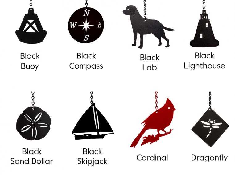 Coastal Inspired Wind Bells by North Country Wind Bells - 4
