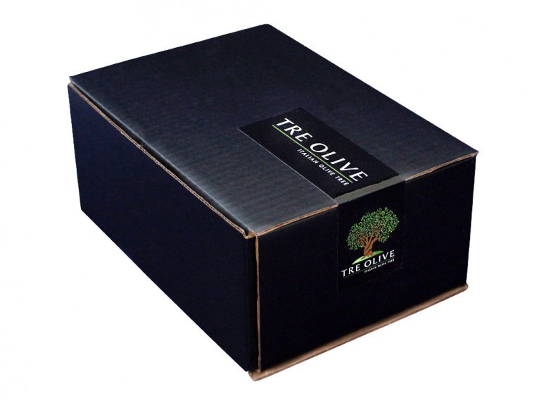 Olive Oil Gift Box - Set of 5 by TRE Olive - 5