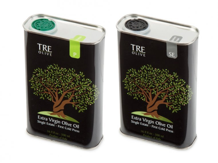 Olive Oil Gift Box - Set of 2 by TRE Olive - 13