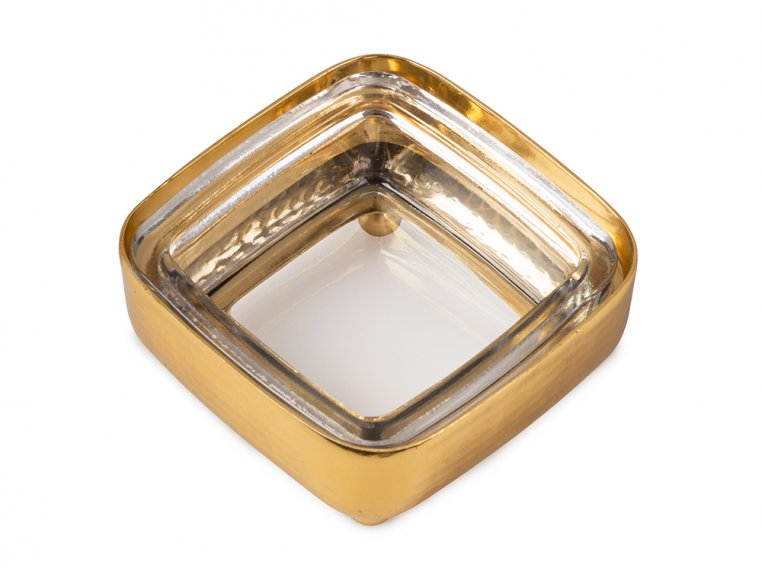 Square Deli Container Holder by The Decorizer - 3