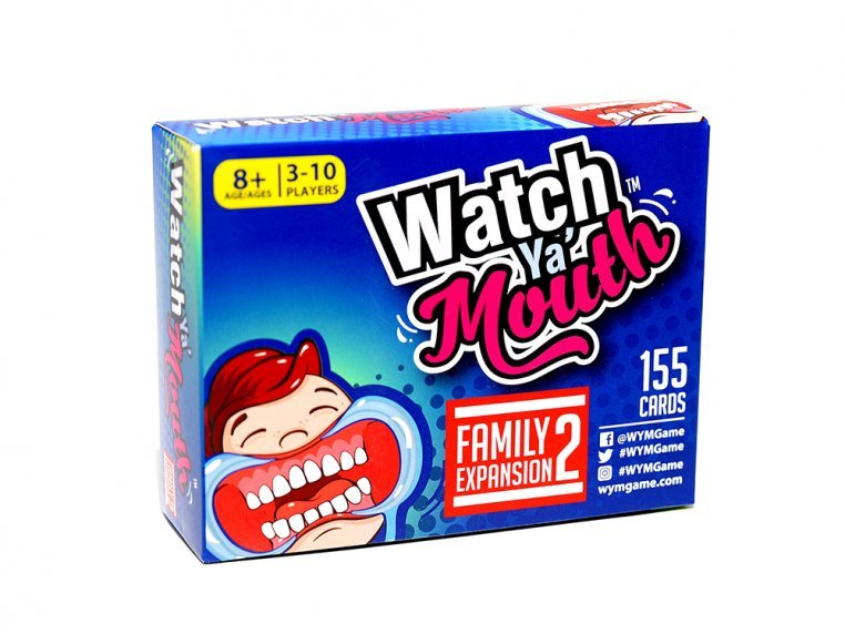 Mouth Guard Game Expansion Packs by Watch Ya' Mouth - 7
