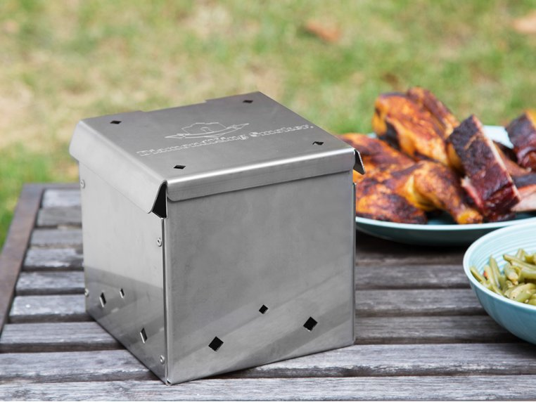 Smoker Grill Box by DiamondKingSmoker - 1