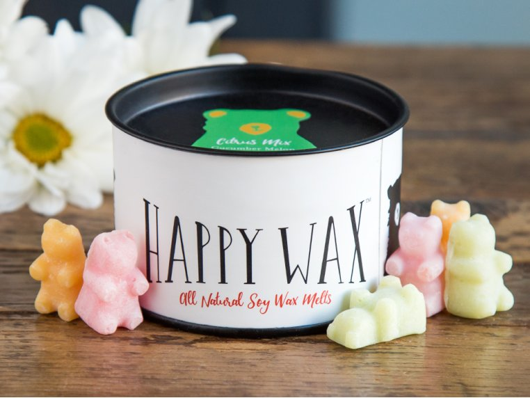 Wax Warmer Scented Wax Melts by Happy Wax - 1