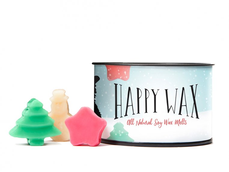 Wax Warmer Scented Wax Melts by Happy Wax - 4