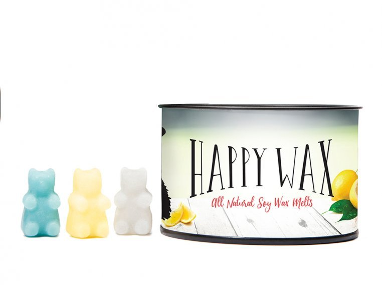 Outlet Wax Warmer by Happy Wax - 9