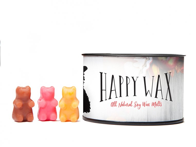 Wax Warmer Scented Wax Melts by Happy Wax - 8
