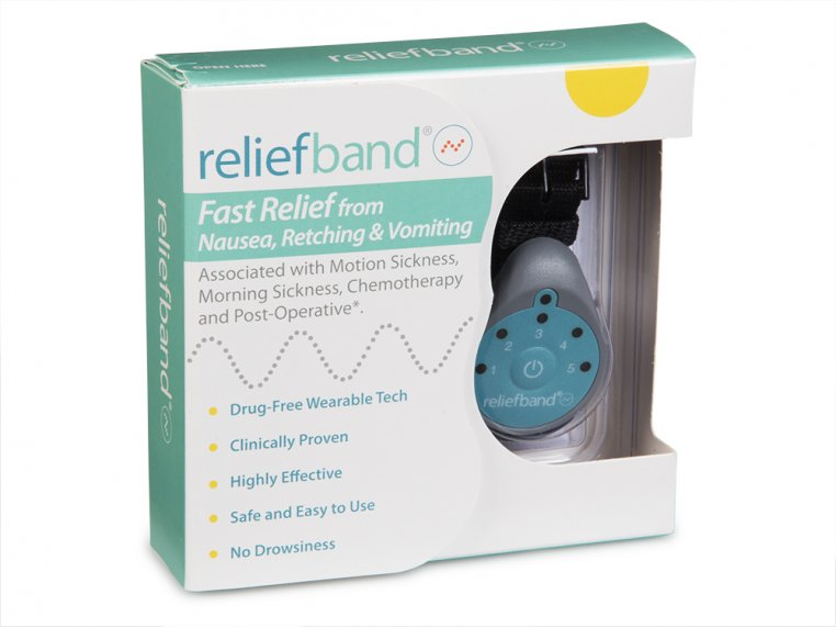Nausea Relief Wearable by Reliefband - 6