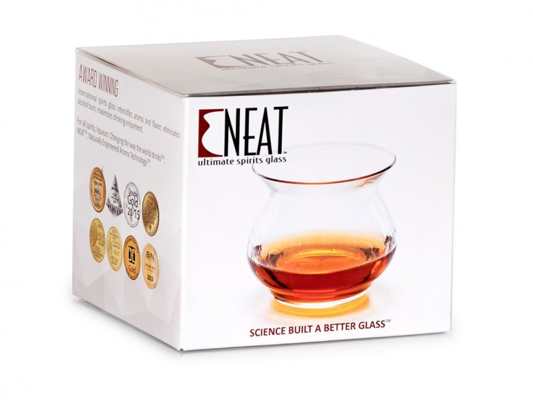 Aroma-Enhancing Spirits Glass by The Artisan NEAT Glass - 6