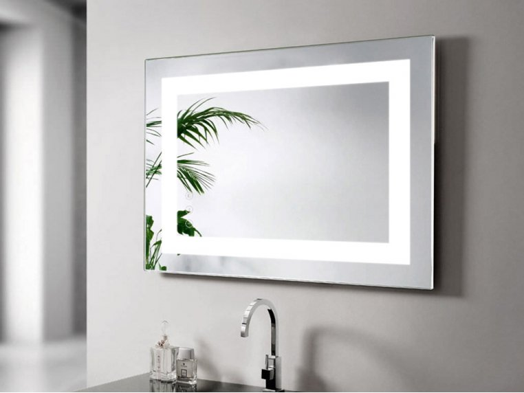 Bluetooth Connected Illuminated Smart Mirror by ViioMirrors - 1