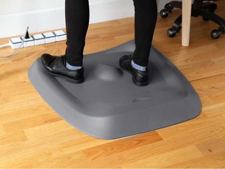 Anti-Fatigue Standing Desk Mat by Ergodriven - 1