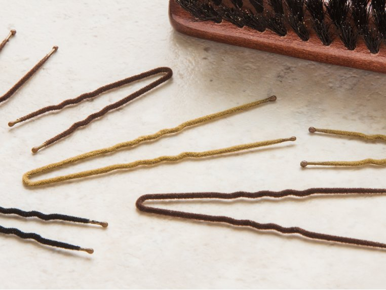 Flocked Non-Slip Hair Pins by Frenchies - 2