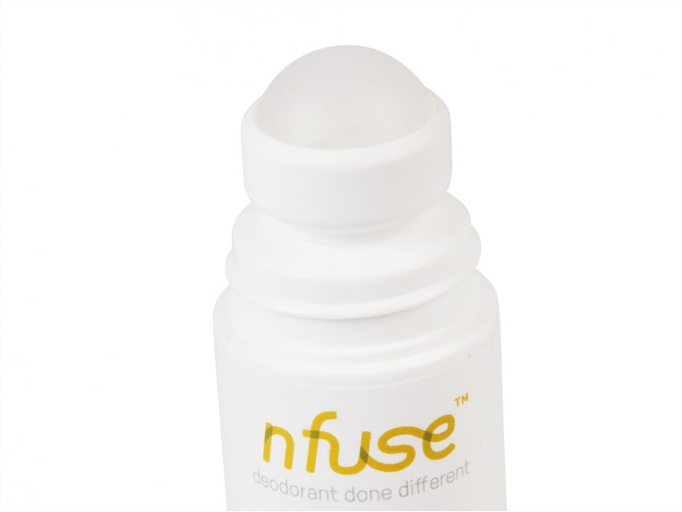 All-Natural Magnesium Roll-On Deodorant by nfuse - 3
