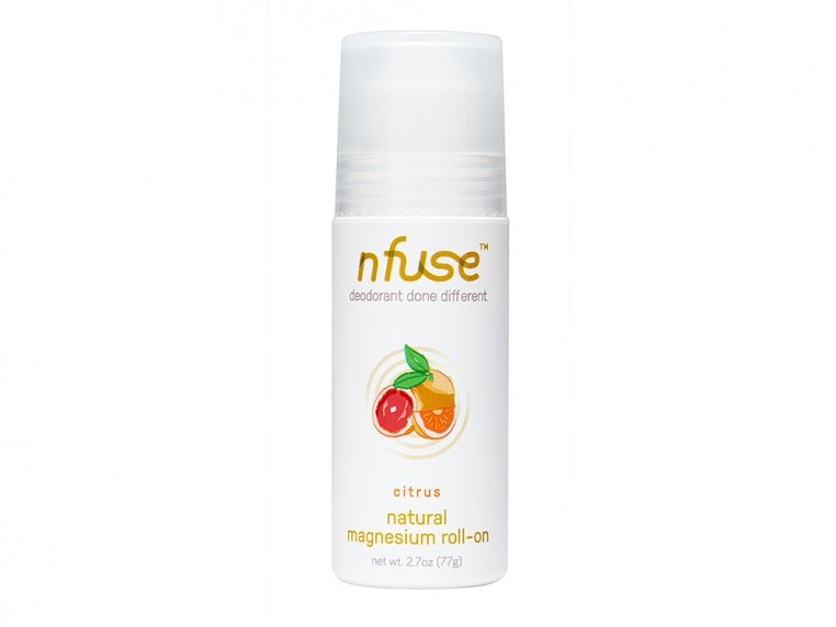 All-Natural Magnesium Roll-On Deodorant by nfuse - 4