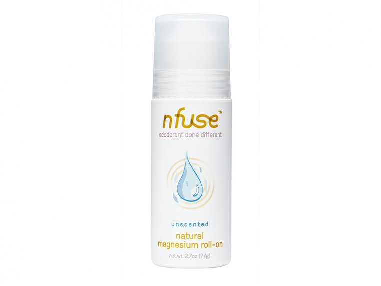 All-Natural Magnesium Roll-On Deodorant by nfuse - 6